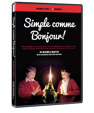 Simple comme Bonjour! CD-ROM